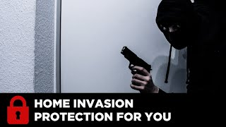 Home Security Expert, Home Invasion Protection www.PersonalSecurity.TV