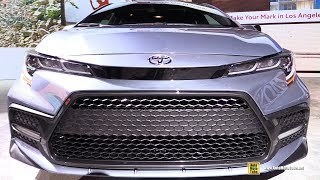 2020 Toyota Corolla - Exterior and Interior Walkaround - Debut at 2018 LA Auto Show