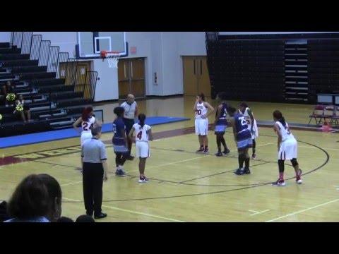 Wekiva VS Dr Phillips Girls Basketball Dec 7th 2015