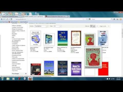 Selling Ebooks on Amazon vs Barnes & Noble, Kindle vs Nook sales