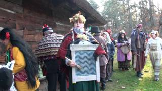 Danci, rotalas Kurzemes seta ar folkloras kopu