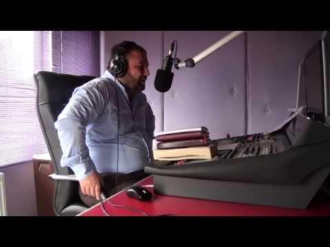 (Dolunay Fm Radyo Programı Kamera Arkası)  Ahmet Hakan Genç 01 09 2014