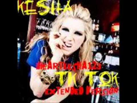 KE$HA TiK ToK Extended Version Full Song + Download