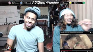 NLE Choppa - Shotta Flow 2 (Reaction Video)