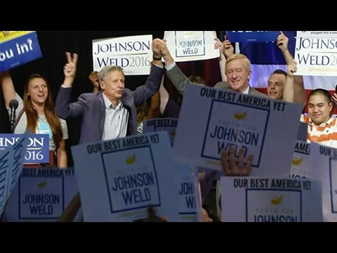 Should Progressives Support Gary Johnson?