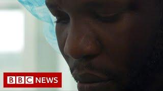 Coronavirus 'rapid test kits' to be made in Senegal - BBC News