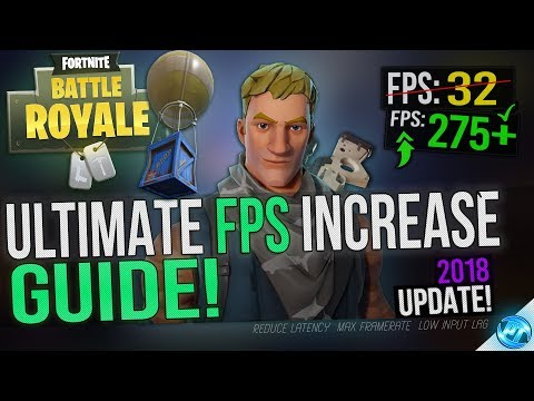 how to get fortnite to run on low end pc