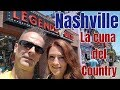 Nashville, ¡la Cuna del Country!
