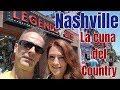 Nashville, ¡la Cuna del Country!