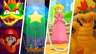 Evolution of Best Minigames in Mario Party Games (1998 - 2018)
