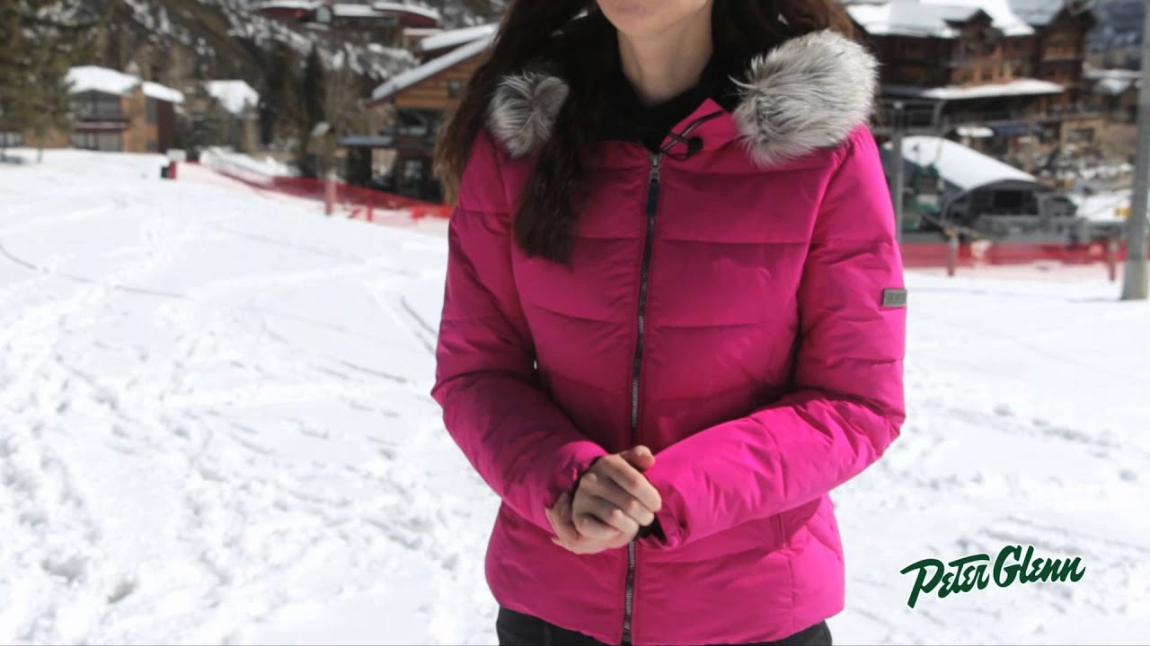 2015 Obermeyer Women s Bombshell Ski Jacket Review by Peter Glenn ... 01fdf1168