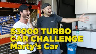 Download $3000 Turbo Car Challenge - Marty's Car Mp3 and Videos