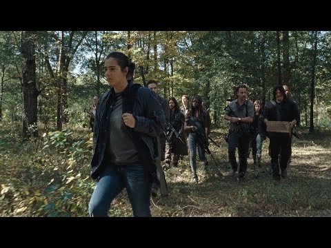 TWD S7E15 - Introduction   The Journey To Oceanside