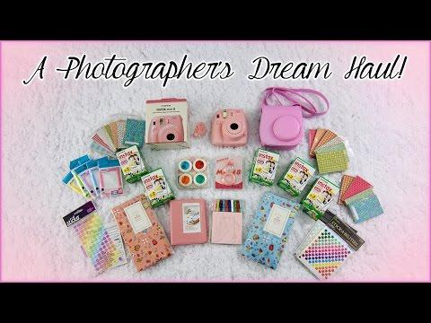 A Photographer's Dream Haul!