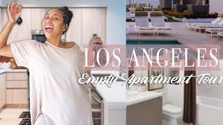 Empty Apartment Tour | LA  **First Time Alone**