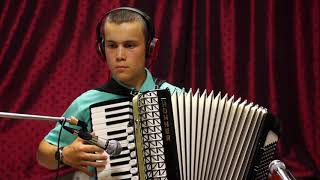 Biscaya  Accordion Cover by Yegor Vladimirovich Alekseyev