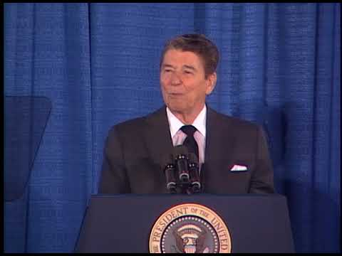 President Reagan's Remarks to the National Association of Manufacturers on May 28, 1987