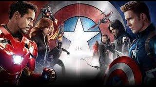 Baixar Capitão América 3 Guerra Civil Completo Dublado HD!