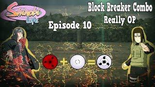 Roblox - Shinobi Leben | KG Kombination Episode 10 | Block Breaker