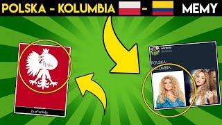 MEMY po meczu POLSKA 0 - 3 KOLUMBIA