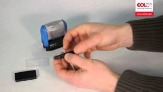 COLOP Printer Line - Change Ink Pad