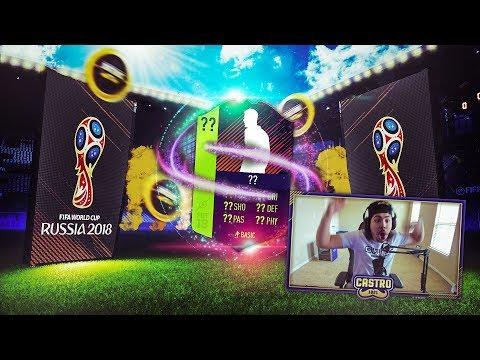 OMG WE PACKED HIM 20 X GUARANTEED PTG PACKS FIFA 18