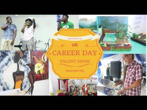 University  of Guyana - CAREER DAY+TALENT SHOW 2017 Highlights  (BfoveverRuth Vlogs)