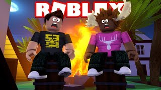 A FRAGILE ALLIANCE! -Roblox Survivor Danish feat. The Manly Moose (PART 2)