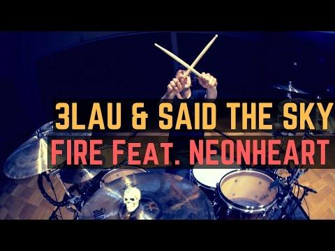 3LAU & Said The Sky - Fire (Feat. NÉONHÈART) | Matt McGuire Drum Cover