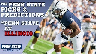 Penn State-Illinois Picks and Predictions: Week 4 college football selections