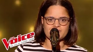 Kelly - « Paname » (Slimane) | The Voice France 2017 | Blind Audition