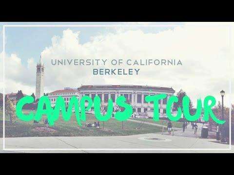 和我一起来加州大学伯克利 UC Berkeley Campus Tour| DazzleLime