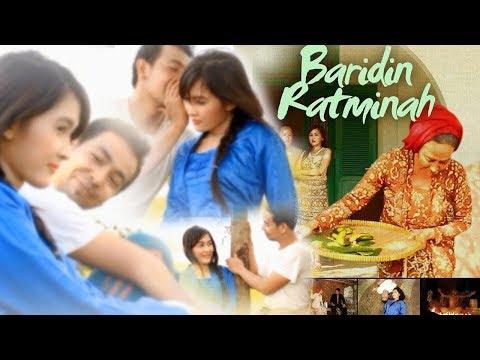 BARIDIN RATMINAH Film Kisah Cinta Romeo - Julet Dari Cirebon FULL MOVIE
