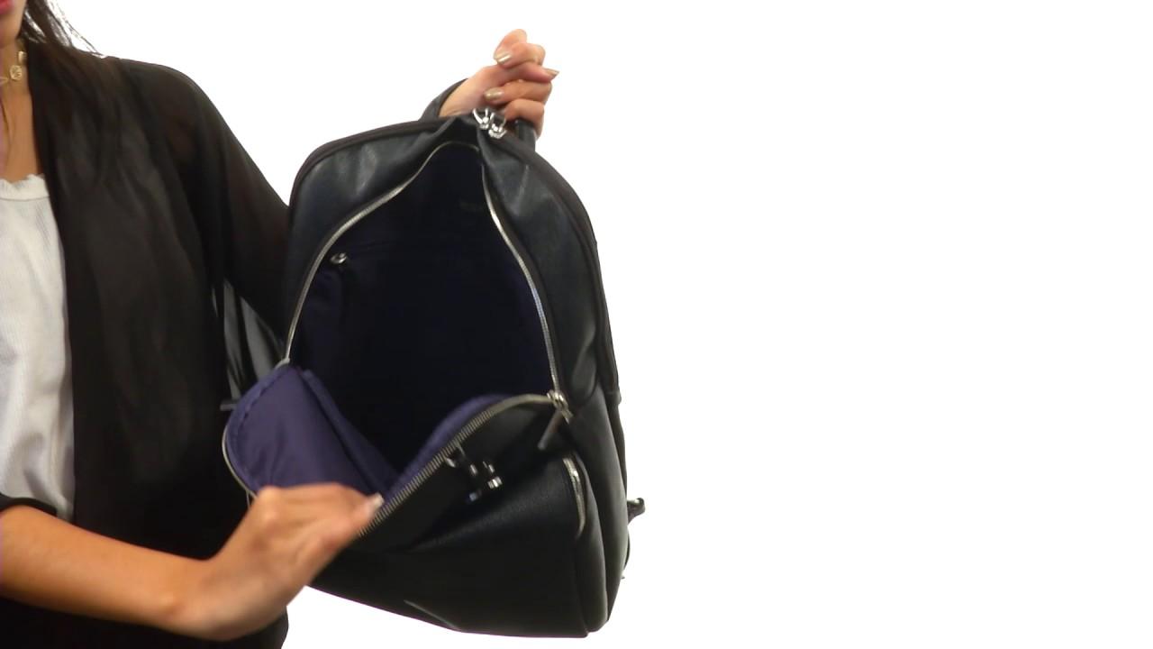 85717b19535 Tumi Sinclair - Harlow Backpack SKU 8649060 - YouTube