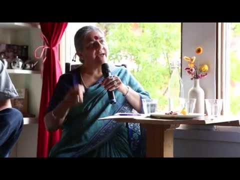 Dr Vandana Shiva meets Sydney's Chefs & Bakers