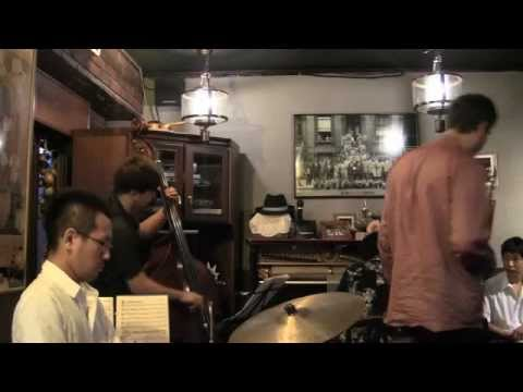 "The Arun Luthra Quartet in Chiba, Japan performing ""Foam Upon The Water"""