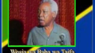 Wosia wa Baba wa Taifa