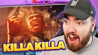 RANDOLPH Reacts to KSI - Killa Killa [Thrilla Thrilla] feat. Aiyana-Lee Official Music Video