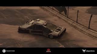 Substance VFX Showreel 2018