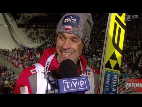 MŚ w Lahti: wywiad z polskimi skoczkami po zdobyciu złotych medali