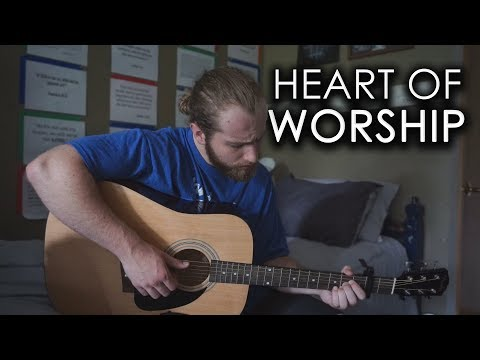 The Heart of Worship - Matt Redman   (Acoustic Cover by Zach Gonring)