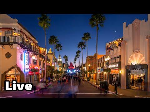 Hollywood Studios Live Stream - 2-23-18 - Walt Disney World Live