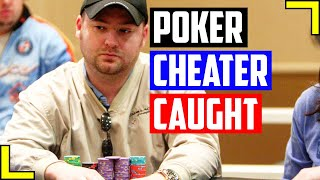 Watch How This Professional Poker Cheater, Mike Postle, Makes It Obvious That He Cheats