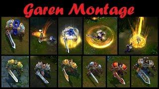 League of Legends: Garen Montage (Best kills/plays) || LutariFan - Shine Ever Brighter