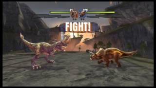 Battle of Giants Dinosaurs Strike Gameplay Part 3
