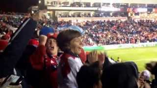 What a Chicago Fire goal looks like from Section 8