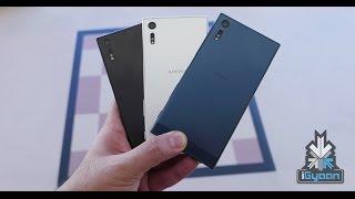 Sony Xperia XZ Hands On - iGyaan