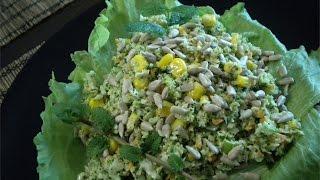 Broccoli Detox Salad  - Weight Control -  Magic Plan
