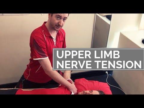 Upper limb nerve tension - BodyWorx Physiotherapy Newcastle