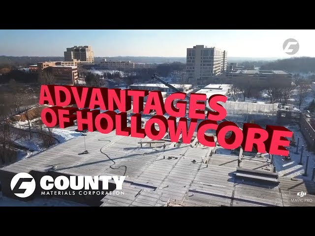 The Advantages of Hollowcore